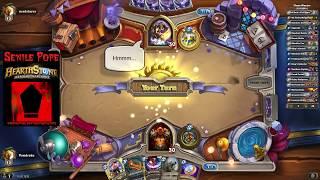 Hearthstone RR: Wild Pirate Warrior