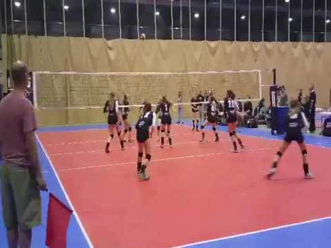Ace Volleyball Club- 2016 U15 Ace Of Clubs At Nationals