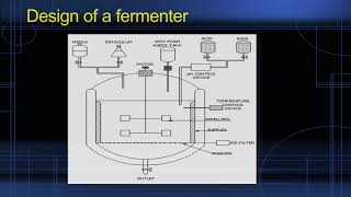 Design of fermenter - Microbiology with Sumi