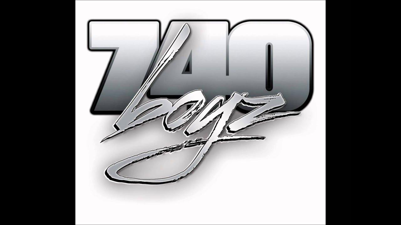 740 Boyz - Shimmy Shake ( U K Remix Rare Version)