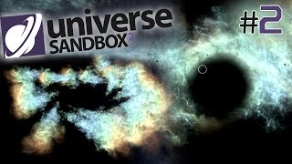 Universe Sandbox 2 - Trou Noir de l