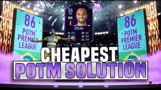 FIFA 19 POTM LUCAS MOURA SBC CHEAPEST SOLUTION! | SQUAD BUILDING CHALLENGE | FIFA 19 ULTIMATE TEAM