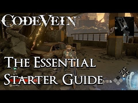 Code Vein - Essential Starter Guide - Stats & Leveling Explained