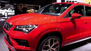 2018 Seat Ateca FR Chicago Edition Pro Design Special Limited First Impression Lookaround
