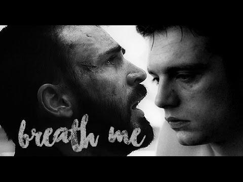 Breath Me [Stucky] Steve/Bucky |Captain America|