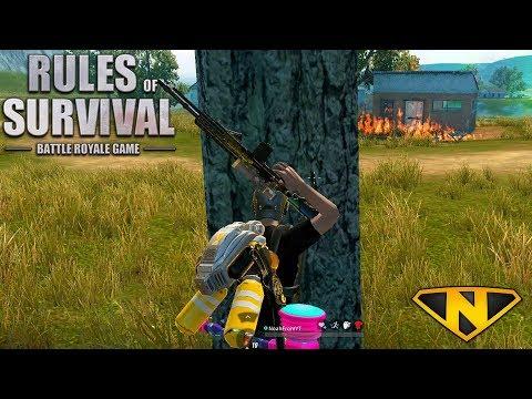 Epic End Battle! (Rules of Survival: Battle Royale #99)