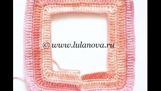 Вязание реглана крючком - Ringer Crochet