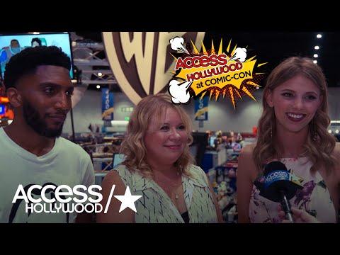 'The Originals': Yusef Gatewood, Julie Plec & Riley Voelkel On The Final Season  Access Hollywood
