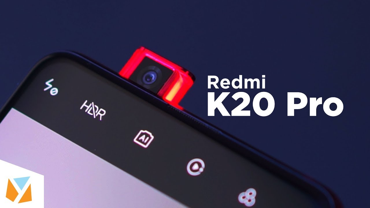 Redmi K20 Pro Unboxing and Hands-On