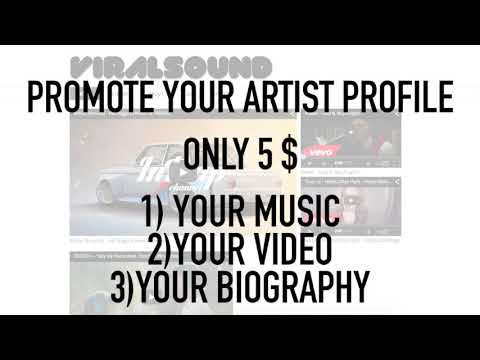 Review,publish and promote your music in my viral music blog
