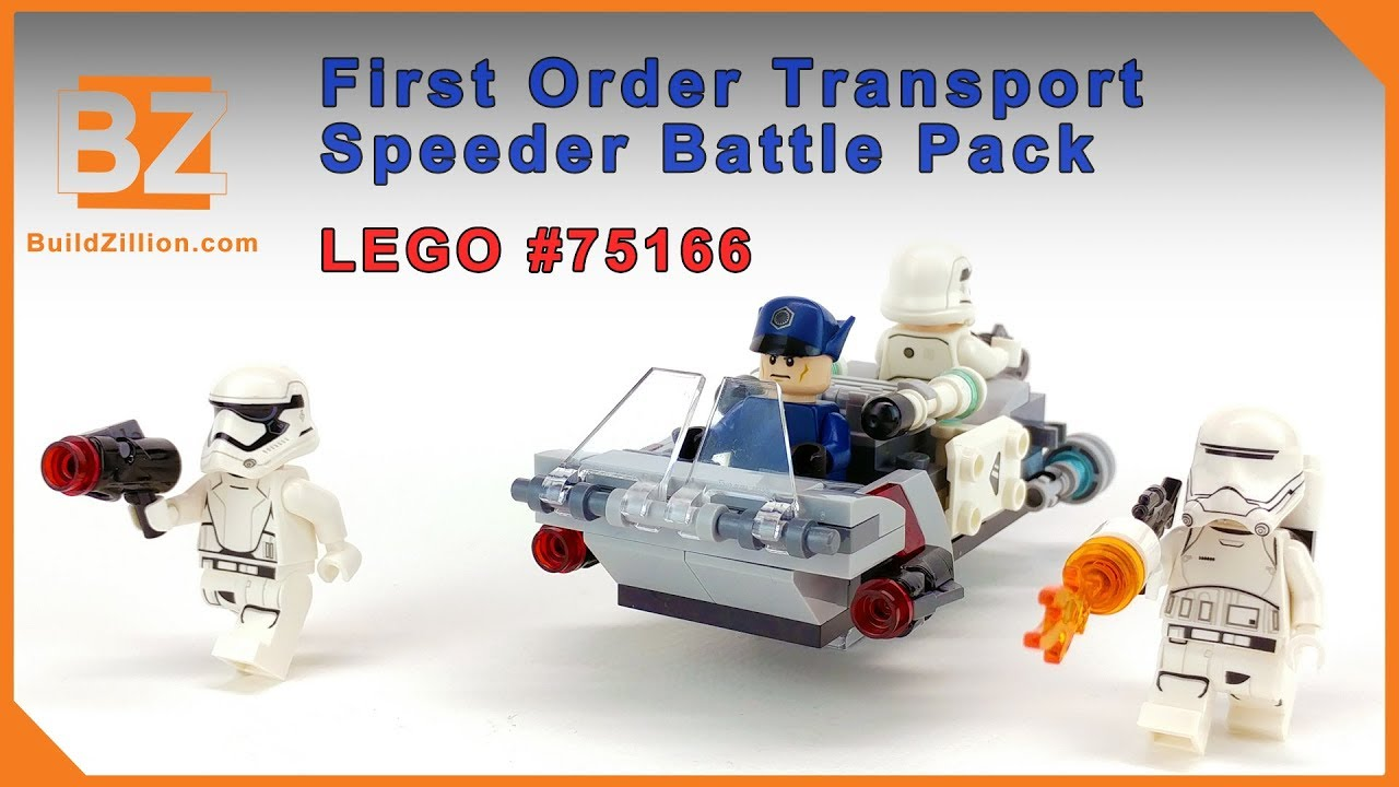 First Order Flametrooper *NEW* from 75166 LEGO Star Wars