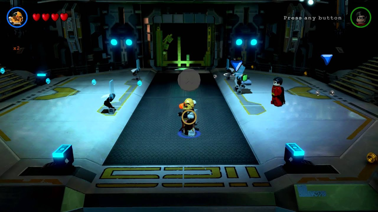 Lego Batman 3 Beyond Gotham Kid Flash Gameplay And