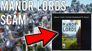 The Hidden Manor Lords Scam