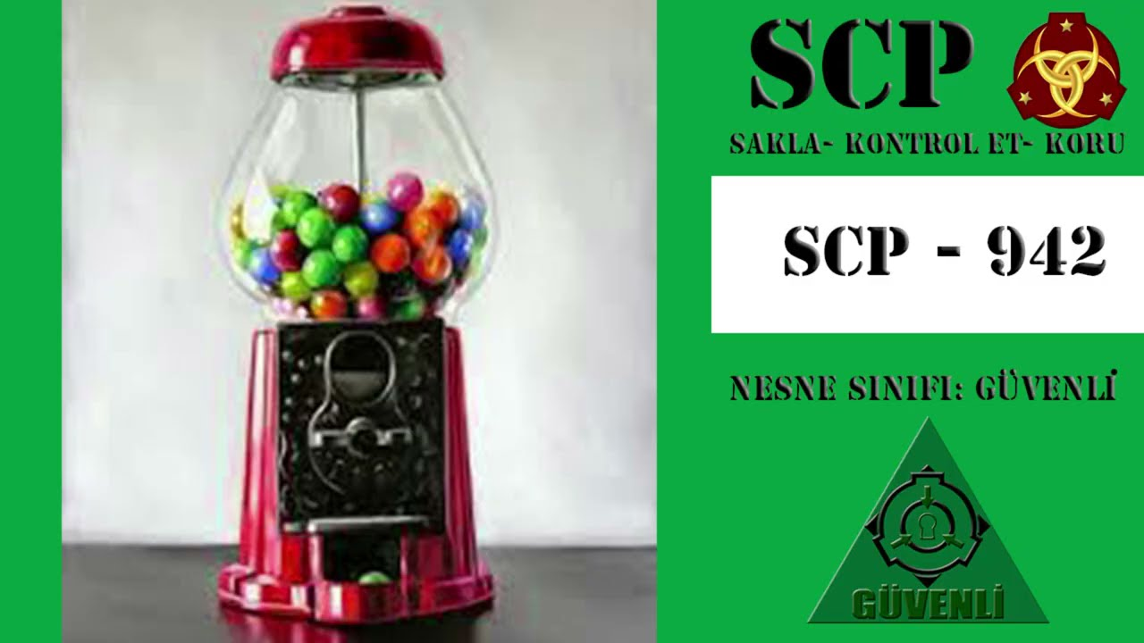 SCP 942 (Kan Şekeri)