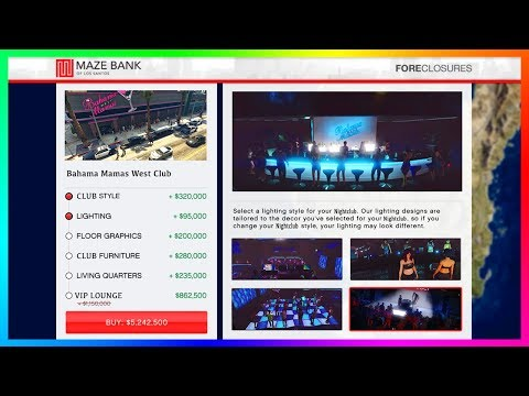GTA Online Nightclub Locations - NEW Business Properties For Hipster Part 2 DLC Update!? (GTA 5)