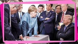 [Schock] | G7-Gipfel in Kanada: Viele Worte, wenig Konsens - SPIEGEL ONLINE - Politik