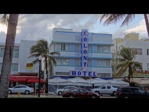 Miami Beach - Ocean Drive Walking Tour