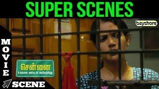 Chennai Ungalai Anbudan Varaverkirathu - Super Scene #10   Bobby Simha   Lingaa   Prabhanjayan