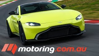 2018 Aston Martin Vantage Review | motoring.com.au