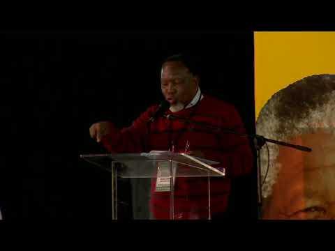 Kgalema Motlanthe addresses ANC's Land Summit