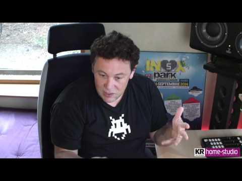 Joachim Garraud décrit le contenu de la Producer Box