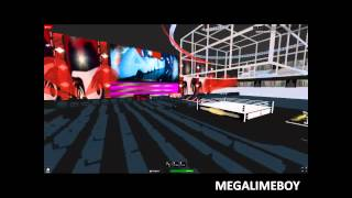 ROBLOX:WWE The Miz Night Of Champions Stage 720pHD
