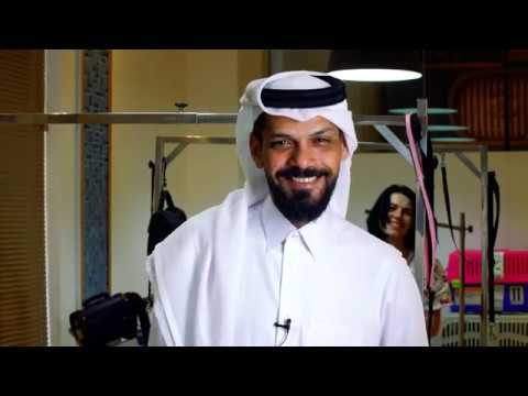 """Meet The People Of Qatar"" episode 17 - Bilal Abdulrahman"