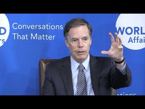 Nicholas Burns: The Crisis in United States Global Leadership