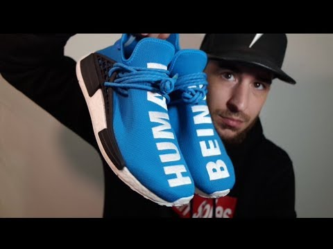 HOW I GOT THESE ADIDAS HUMAN RACE FOR SOO CHEAP!!WATCH AND I'LL TEACH YOU TO GET STEALS!!!
