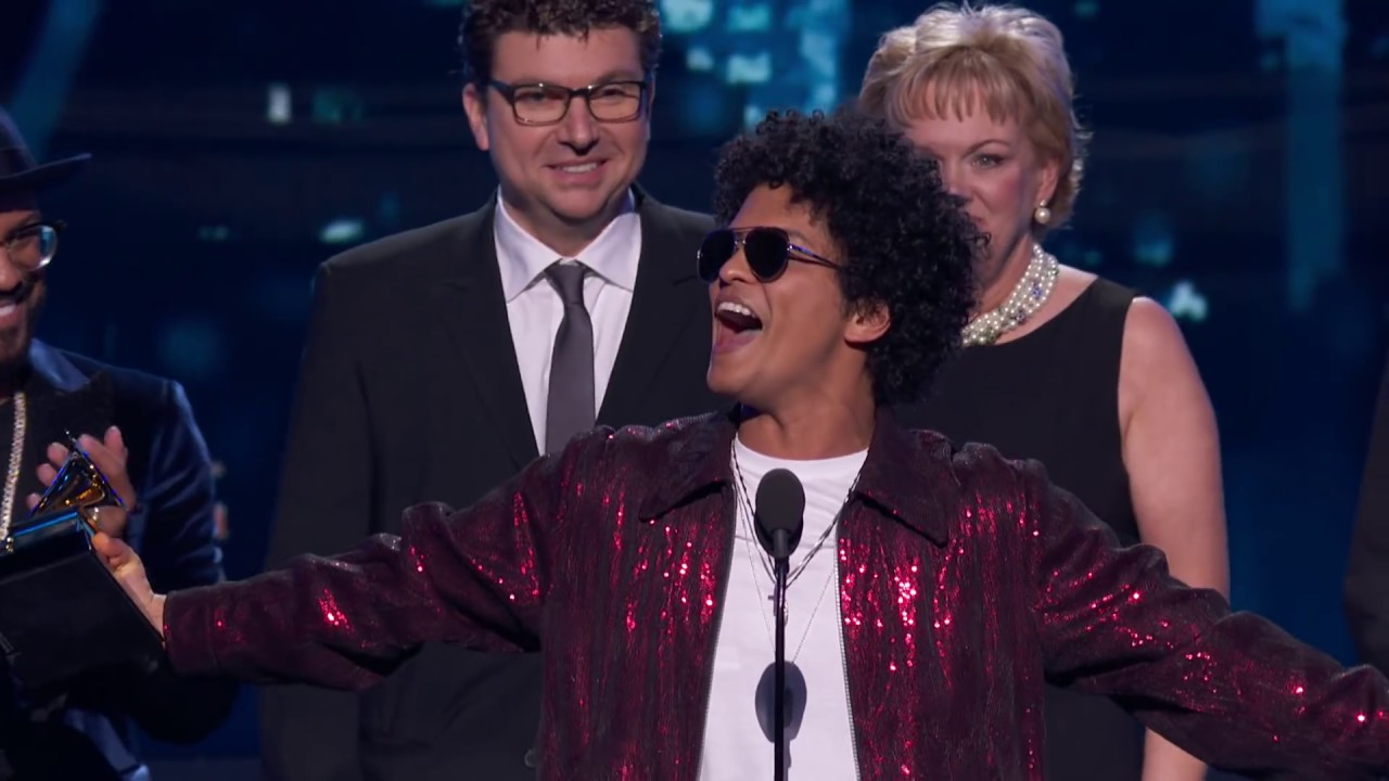 Download Bruno Mars Wins Record Of The Year | Acceptance Speech | 60th GRAMMYs