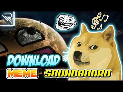 MEME SOUNDBOARD (Link Download) - YouTube