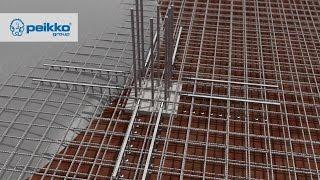 Peikko DSA Punching Reinforcement - a Transverse Reinforcement System for Cast-in-Place Concrete
