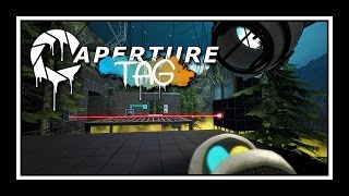 Aperture Tag - Playthrough