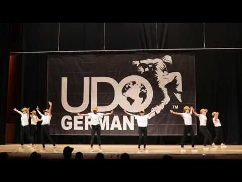 The Various 8 @ UDO Deutsche Hip-Hop Meisterschaft 2017 / 2nd Place