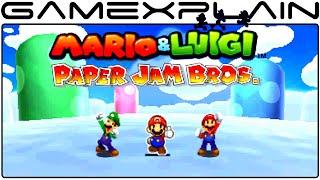 Mario & Luigi: Paper Jam - First 20 Minutes!