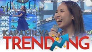 TNT contender Angelie, sumayaw ng LEVEL UP para kay Big Brother