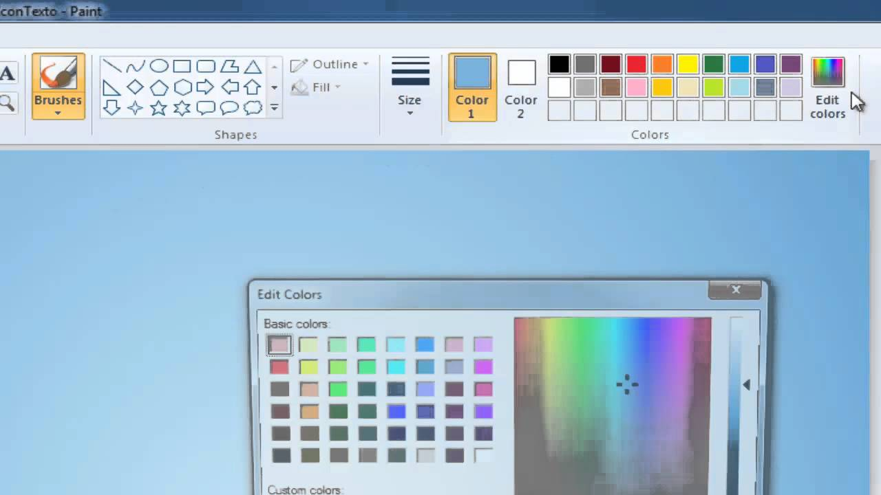 How To Know Rgb Color Code Youtube