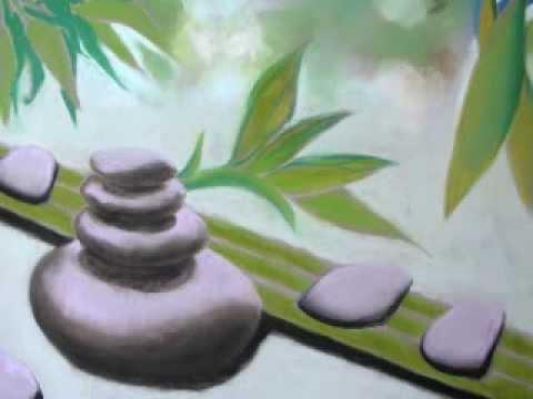 Plus adapté Zen - Tableau au pastel sec by THOD - YouTube XJ-46