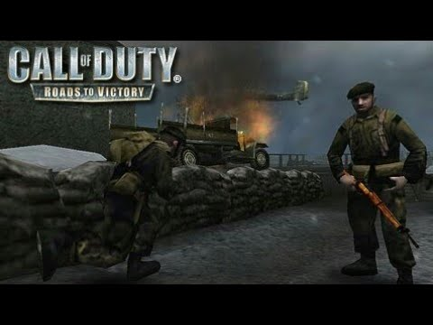 download game ppsspp call of duty road to victory ukuran kecil