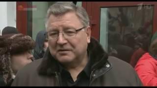 Les mots de condoléances le général Viktor Eliseev pour les familles des victimes