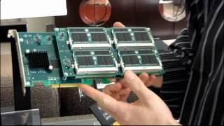CES 2010 OCZ Suite SSD Tour Including Z-Drive P88 Linus Tech Tips