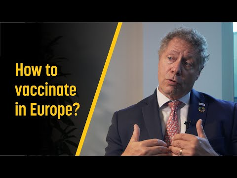 How to vaccinate in Europe? An interview with Seth Berkley