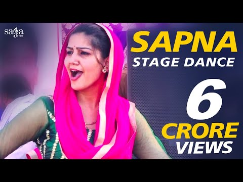 """Sapna Chaudhary gana Hit Dance Video On Haryanvi Song """"Jabar Bharota"""""""