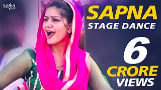 Bigg Boss में सपना ने करी सारी हदें पार | New Sapna Dance 2017 | Hot Stage Dance, Haryanvi Song