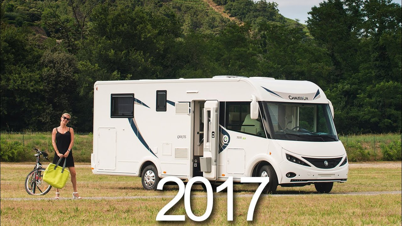 int graux a class 2017 chausson camping cars youtube. Black Bedroom Furniture Sets. Home Design Ideas