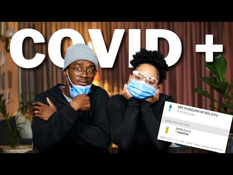 WE TESTED POSITIVE FOR COVID-19 | The Ndlovu's Uncut