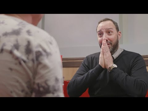 Good Talk with Emmy Award Winner Tony Hale (Full) - YouTube