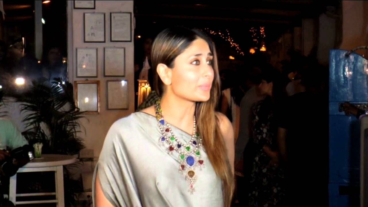 Kareena Kapoor Hosted Ki  Ka Success Party - Youtube
