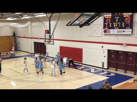 WBB: Northland Pioneers vs Lake Region State College 12/4/18