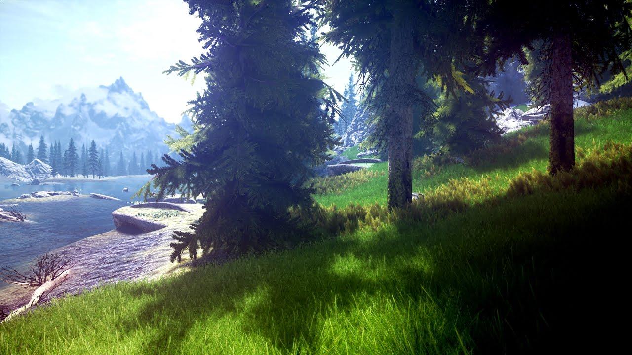 How To Set Ultra Graphics: Skyrim Ultra Realistic Graphics (170 Mods)